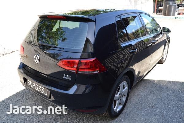 Volkswagen Golf 1,2L 2014-6