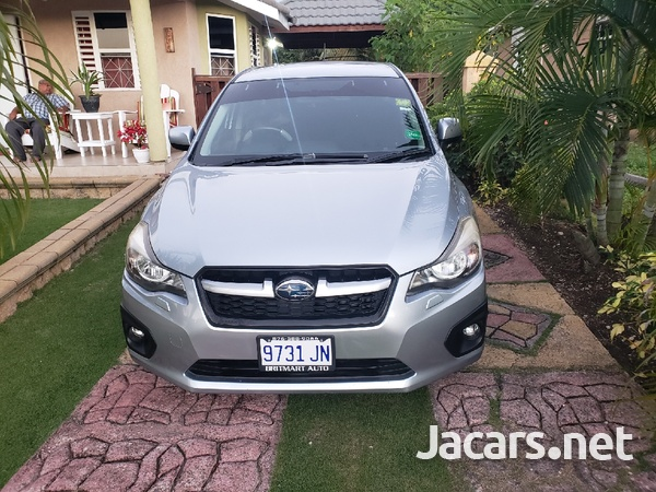 Subaru Impreza 2,0L 2013-1