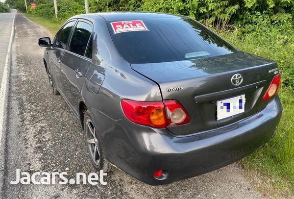 Toyota Corolla XLi 1,5L 2009-4