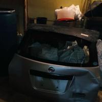 2012 Ad Wagon Car Trunk