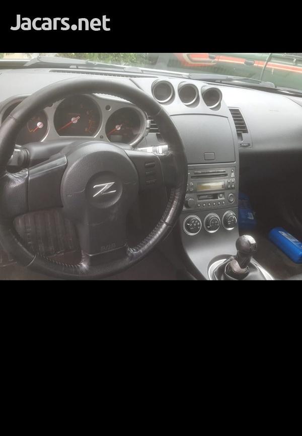 Nissan 350Z 3,5L 2003-4