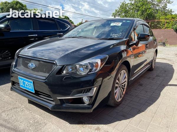 Subaru G4 2,0L 2016-3