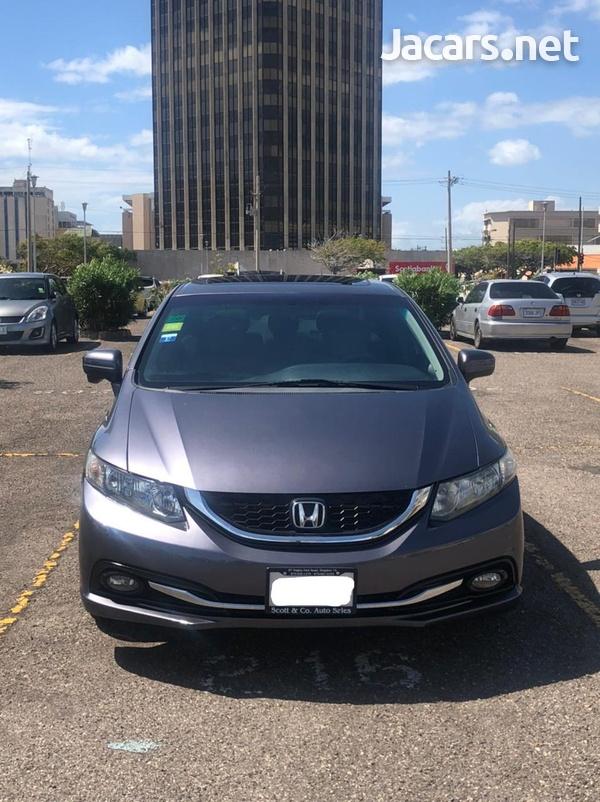 Honda Civic 1,8L 2015-3