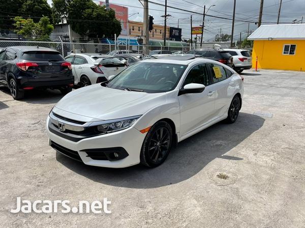 Honda Civic 1,5L 2016-1