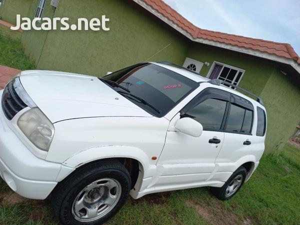 Suzuki Grand Vitara 2,0L 2004-4