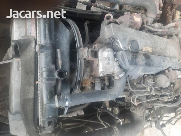 Isuzu 4HE1 Engines turbo intercooled-3