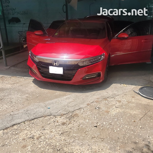 Honda Accord 1,5L 2019-1