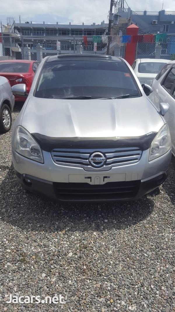 Nissan Dualis 2,0L 2009-1