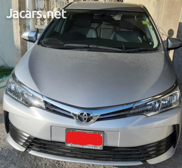 Toyota Corolla XLi 1,6L 2018-3