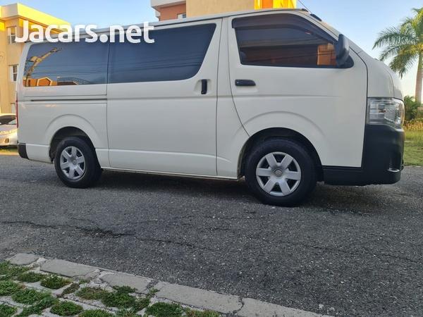 2014 Toyota Hiace Van. Call 384- 7546 .-11