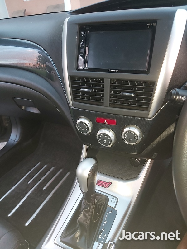 Subaru WRX 2,5L 2012-8