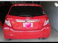 Toyota Vitz 0,6L 2013