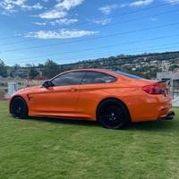 BMW M4 5,0L 2015