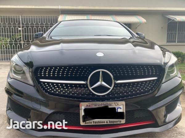 Mercedes-Benz CLA-Class 2,5L 2015-1