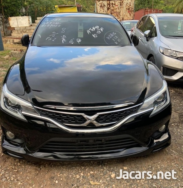 Toyota Mark X 3,0L 2015-1