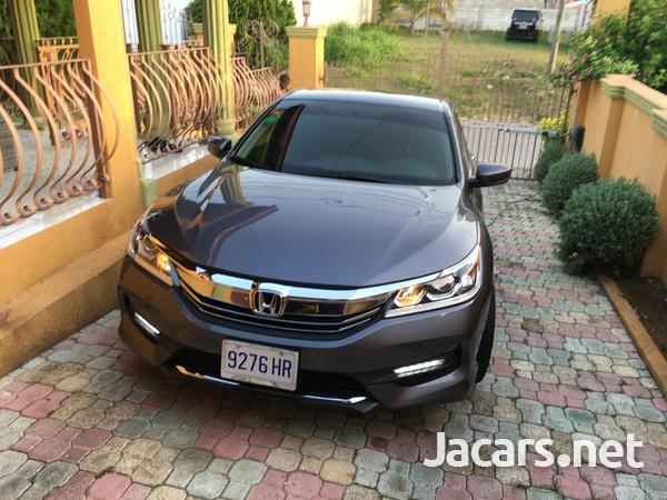 Honda Accord 2,4L 2016-1