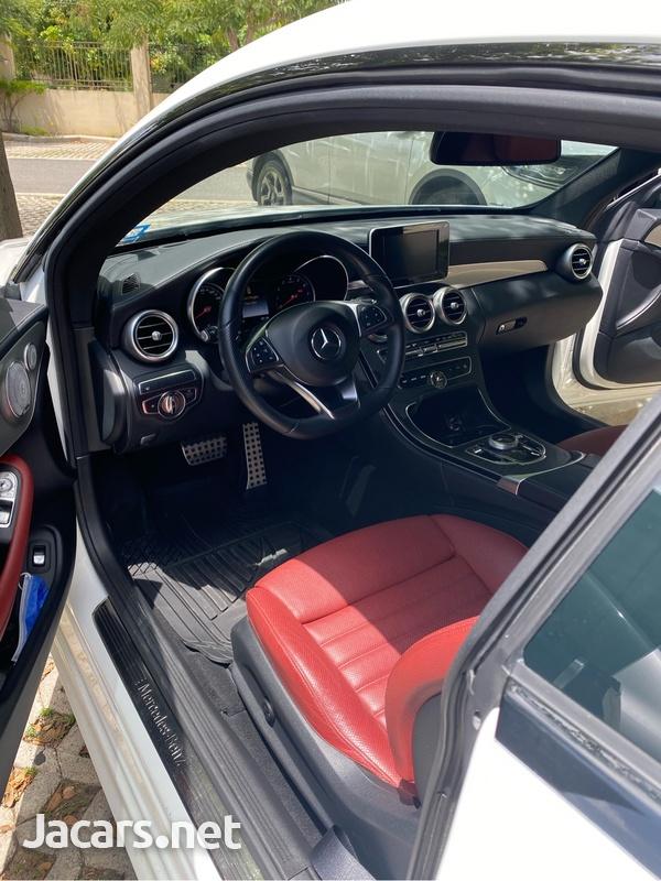 Mercedes-Benz C-Class 2,0L 2018-4