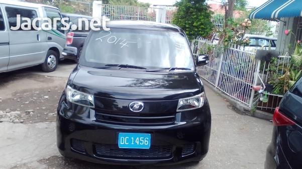 Toyota bB 1,5L 2014-1