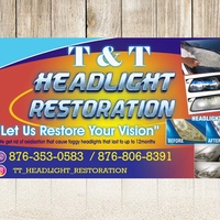 Headlight cleaning