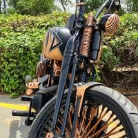 2008 Harley Davidson cross bones. Gcc spece.