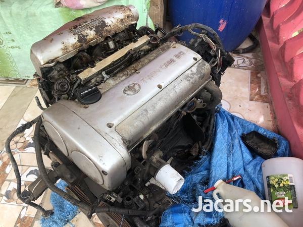 Toyota Trueno Engine-1