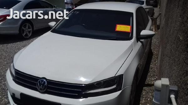 Volkswagen Jetta 1,6L 2015-1