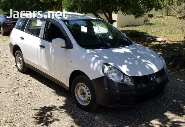 Nissan AD Wagon 1,5L 2015-1