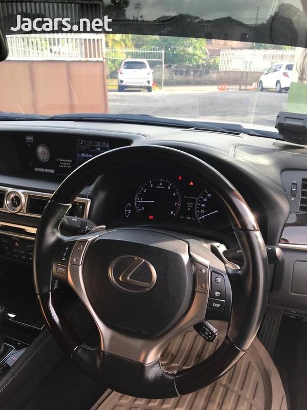 Lexus GS 2,0L 2013-2