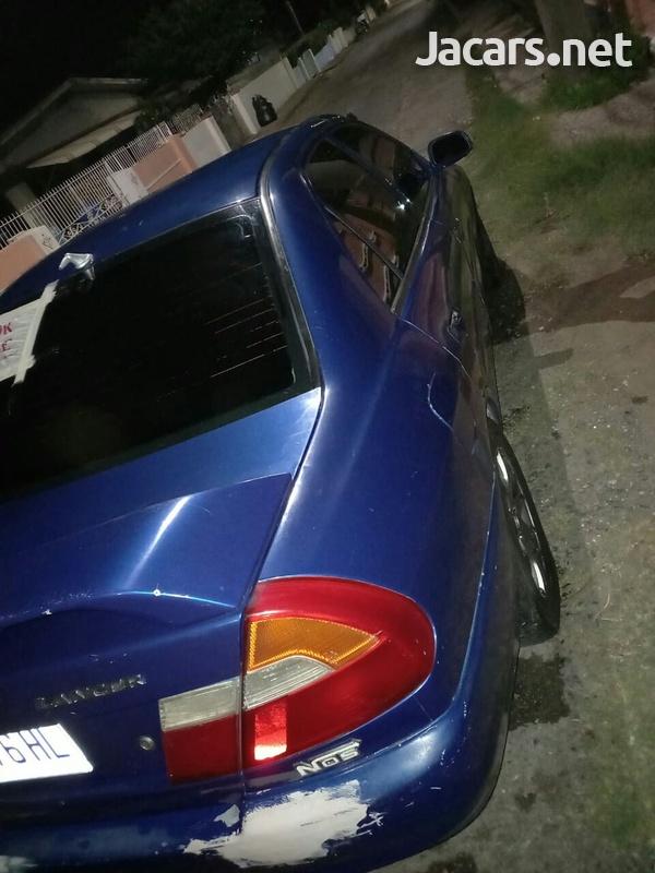 Mitsubishi Lancer 1,6L 1998-1