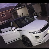 Land Rover Range Rover Evoque 2,2L 2012