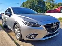 Mazda 3 1,6L 2014