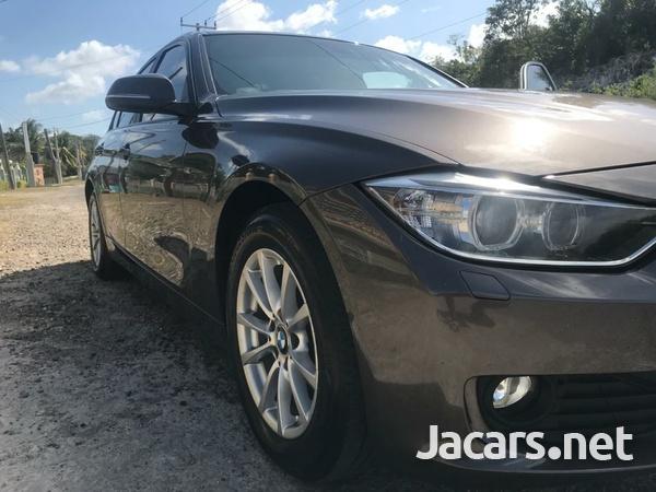 BMW 3-Series 1,6L 2015-7