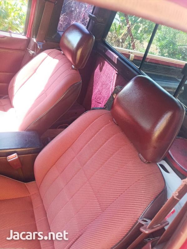 Nissan Pickup 2,4L 1993-6