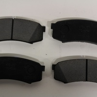 Genuine Rear Toyota Brake Pads