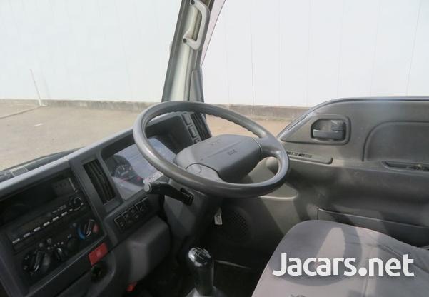 2007 Isuzu Elf Manual 3,0L Flatbed Truck-9