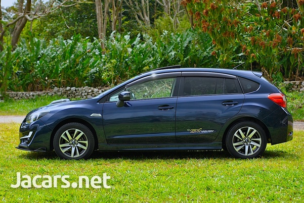 Subaru Impreza 2,0L 2016-7