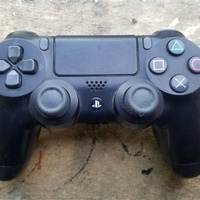 PlayStation 4 wireless game controller