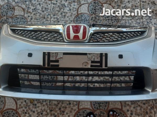 2006-2011 Honda Civic Front Bumper-3