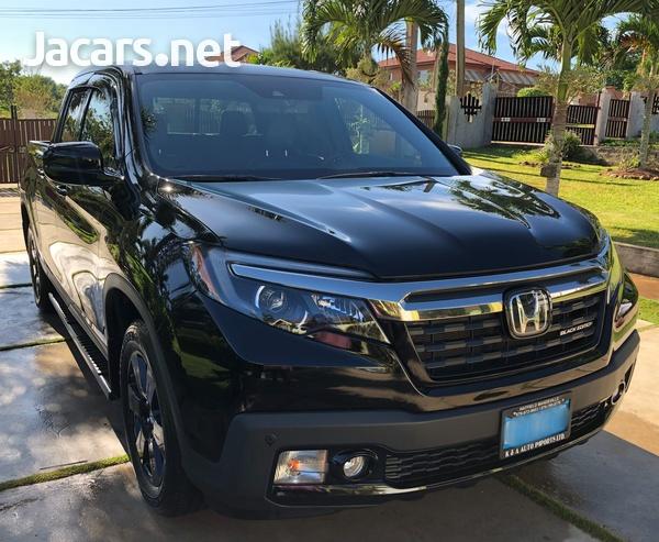 Honda Ridgeline 3,5L 2018-7