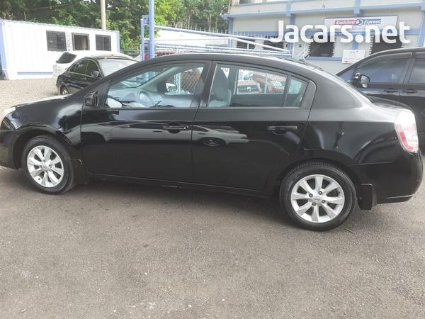 Nissan Sentra 1,8L 2012-3