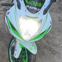 2012 Suzuki Gsxr 750cc