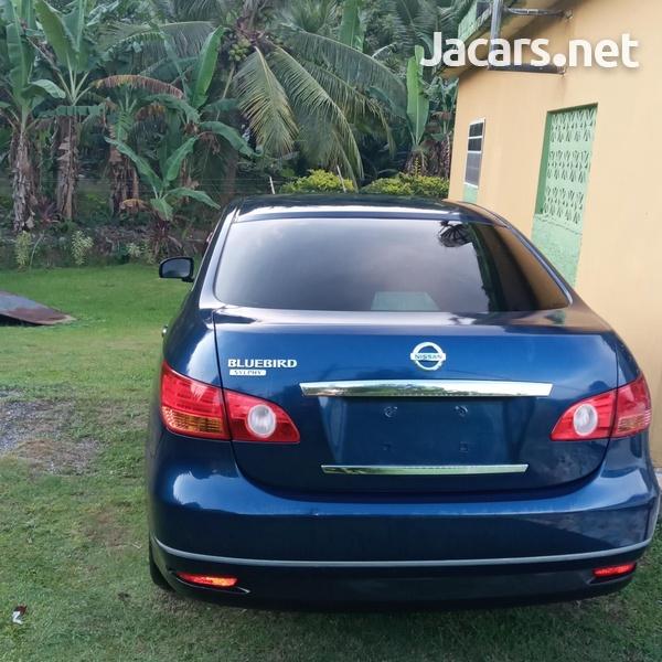 Nissan Bluebird 2,0L 2010-2