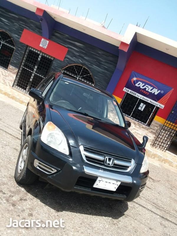 Honda CR-V 2,0L 2004-5