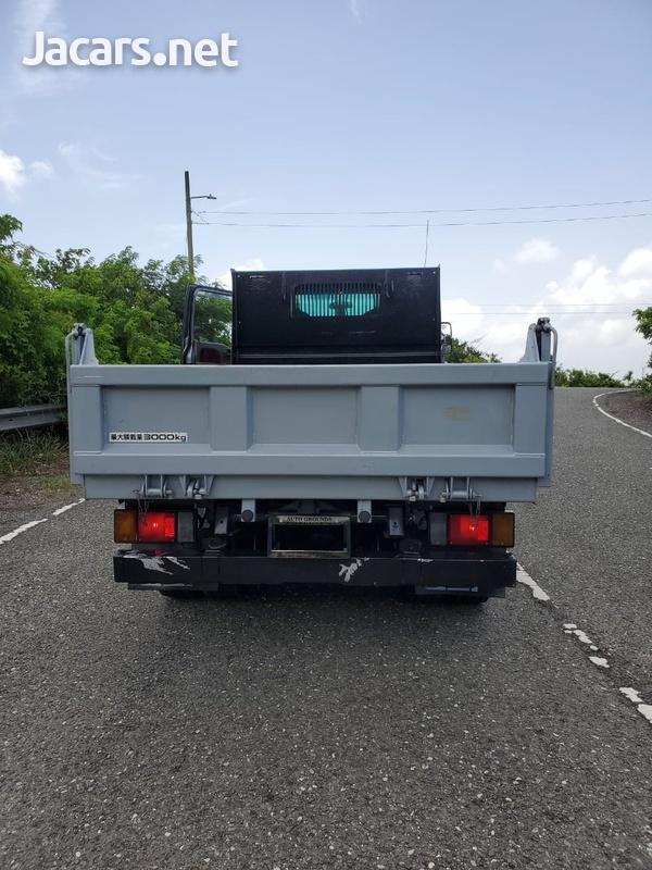 2008 Isuzu Elf Dump Truck-3