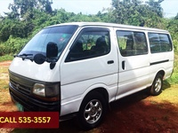 1994 Toyota Hiace Bus
