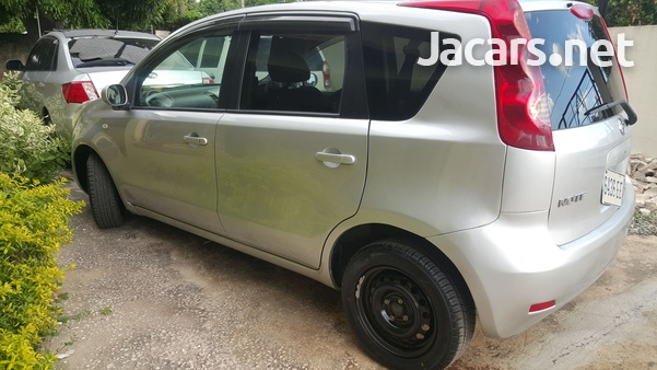 Nissan Note 1,5L 2012-3