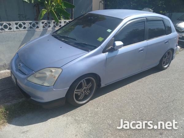 Honda Civic 1,5L 2001-13