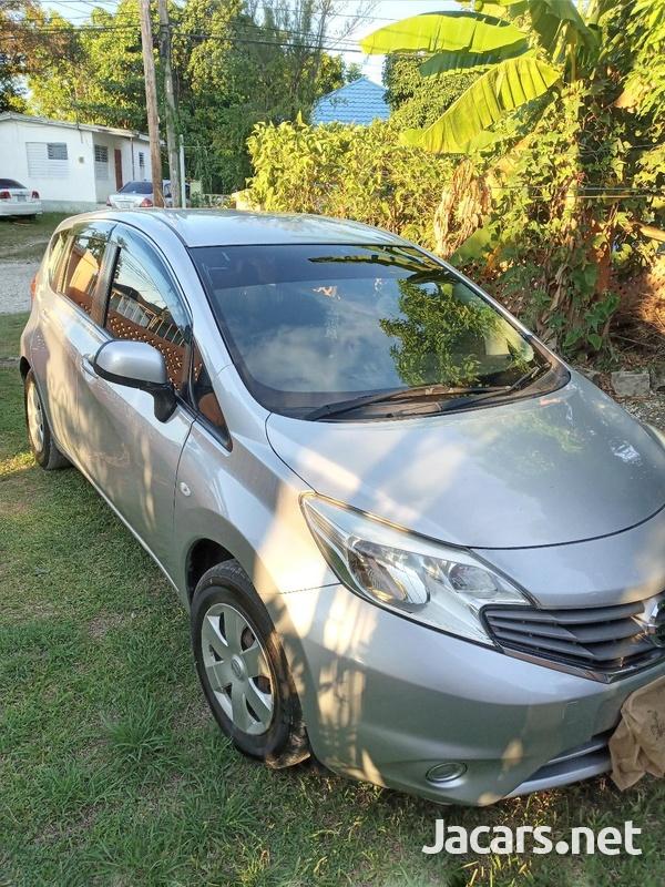 Nissan Note 1,1L 2013-13