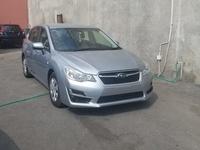 Subaru Impreza 1,6L 2015
