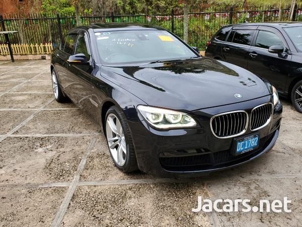 BMW 7-Series 3,0L 2014-8